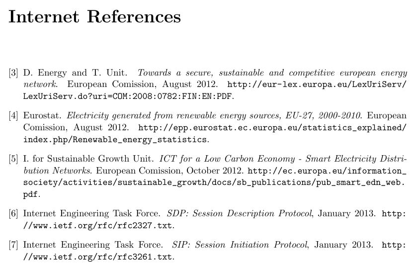how to write nserc reference