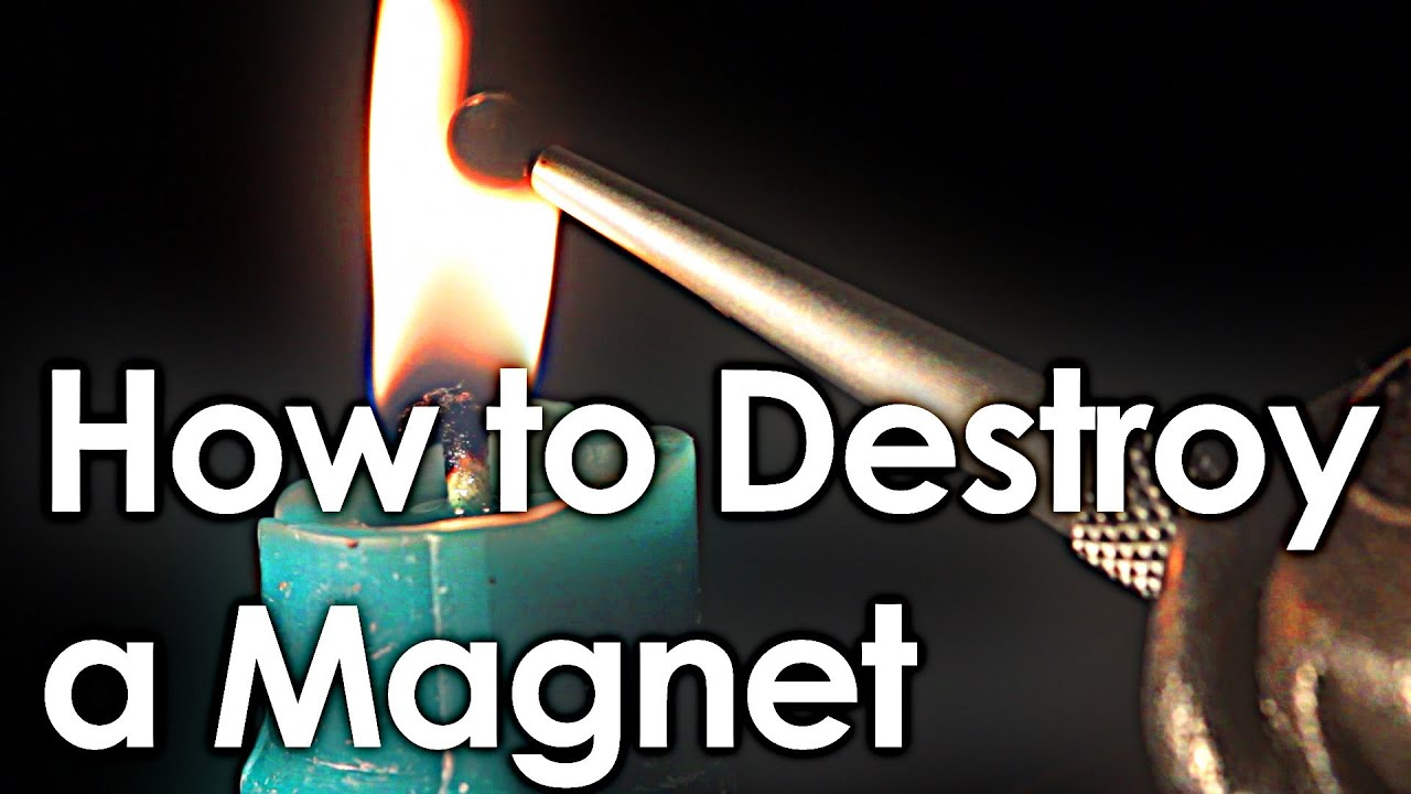 how to make magnetic ink out of a magnet