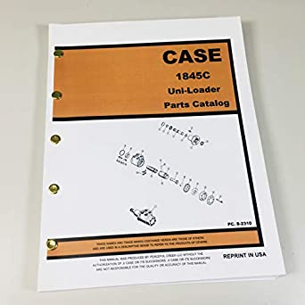 1845c case skid steer parts manual