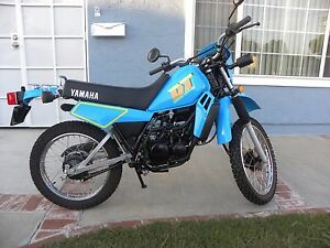 yamaha dt 125 manual free download