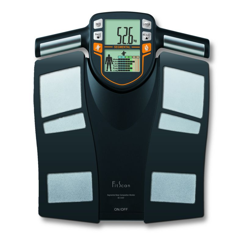 easy home body fat scale manual