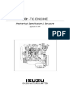 isuzu 4jh1 engine manual pdf