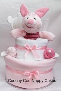 how to make nappy cakes for baby showers