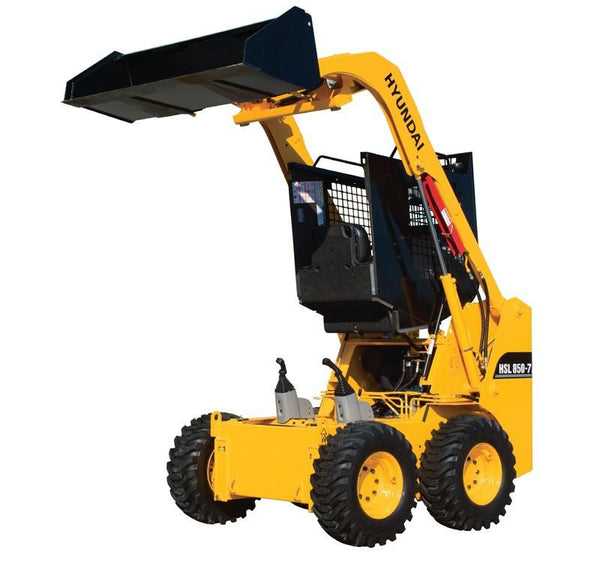 sdk8 skid steer loader repair manual