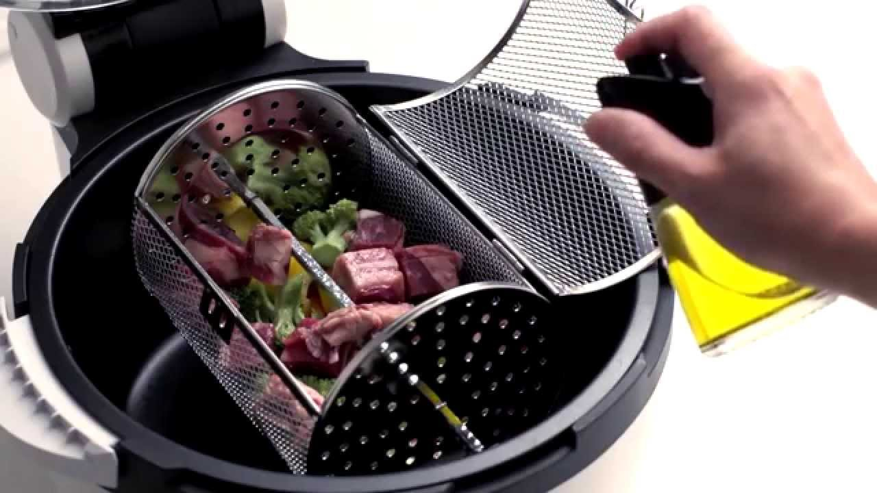 smith and noble air fryer instructions