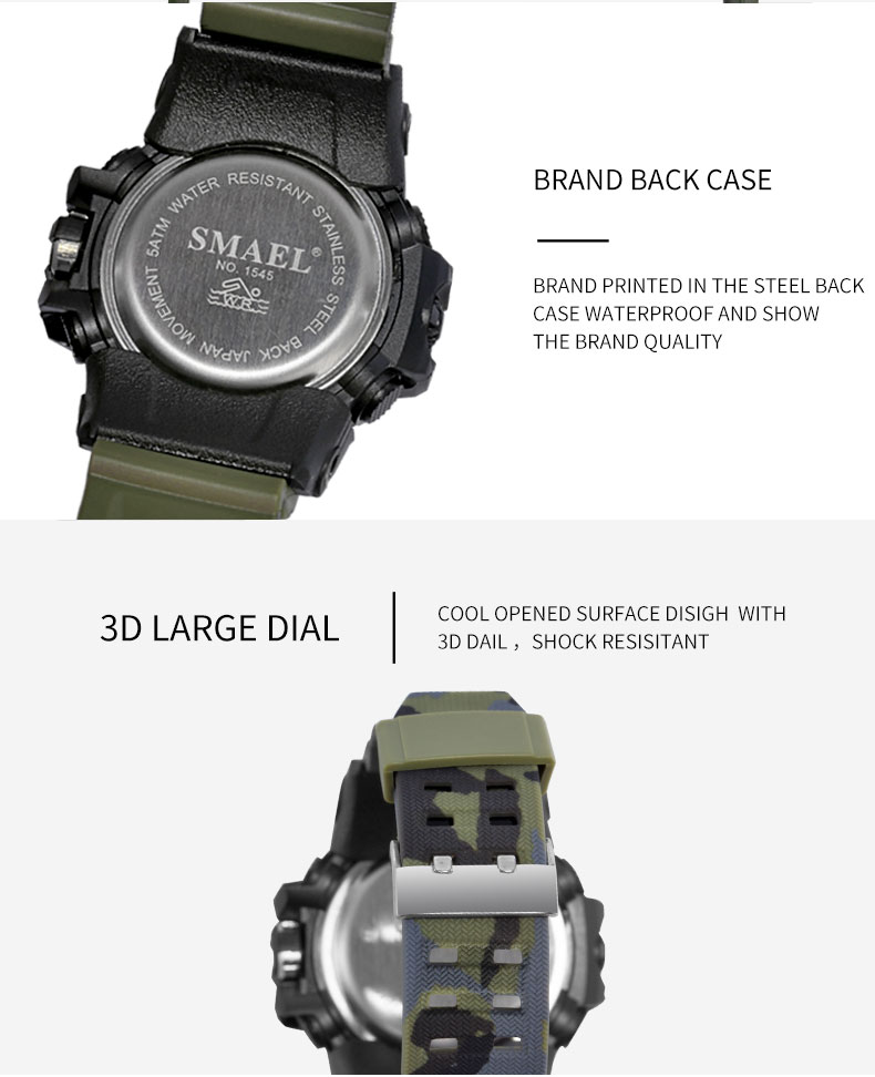 smael watch instructions 1545