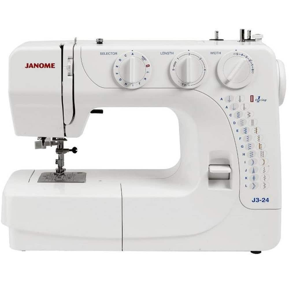 janome j3 24 instruction manual