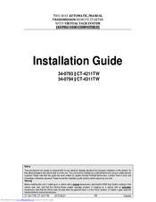 prostart ct 3300 installation manual