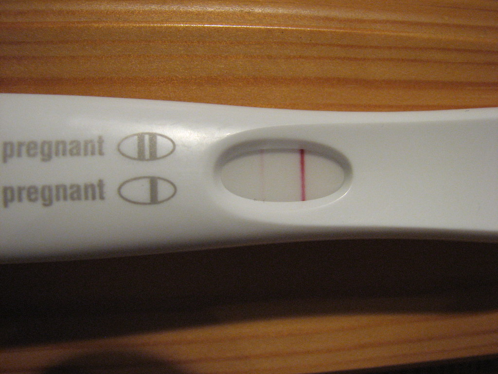 how to make positive in pregnancy test